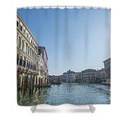 Gran Canal Shower Curtain