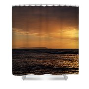 Isle Of Wight Shower Curtain