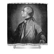 James Wolfe (1727-1759) Shower Curtain