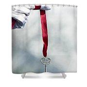 key Shower Curtain