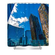 Las Vegas Nevada Usa Shower Curtain