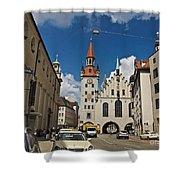 Munich Germany Shower Curtain