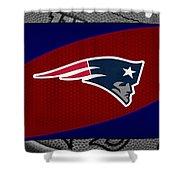New England Patriots Shower Curtain