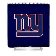 New York Giants Shower Curtain