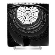 The Vatican Stairs Shower Curtain