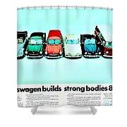 8 Ways Shower Curtain