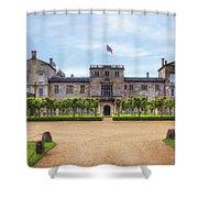 Wilton Shower Curtain