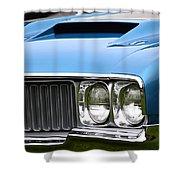 60's Oldsmobile 442 Shower Curtain