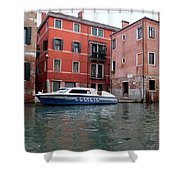 Venice Views Shower Curtain