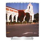 893 Sl San Luis Rey 3 Shower Curtain