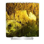 Carlsbad Cavern Shower Curtain