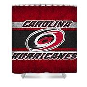 Carolina Hurricanes Shower Curtain