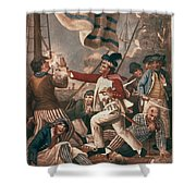 John Paul Jones (1747-1792) Shower Curtain