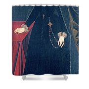 Mary Queen Of Scots Shower Curtain