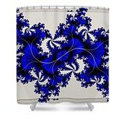 Digital Art Shower Curtain