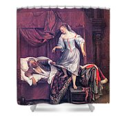 The Seduction Shower Curtain