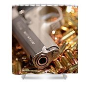 9mm Sw With Brass Shower Curtain