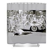 Inspirational Marilyn Shower Curtain