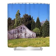 A Bit Of Country Shower Curtain