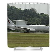 A Boeing E-7a Wedgetail Of The Royal Shower Curtain