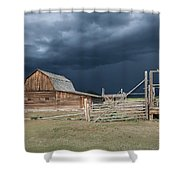 A Brief Moment Shower Curtain