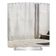 A Call From The Unknown Shower Curtain