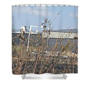 A Church In Your Future Shower Curtain
