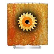 A Clockwork Orange Shower Curtain