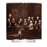 A Committee Of The House Of Commons Shower Curtain