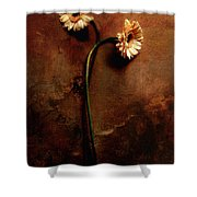 A Couple Shower Curtain