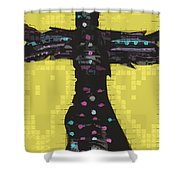 A Cross To Bare Shower Curtain