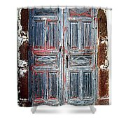 A Door Seldom Open Shower Curtain