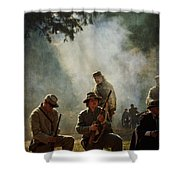 A Doorway To Heaven Shower Curtain