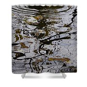 A Drawing Of Nature Shower Curtain