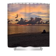 A Gentle Love Shower Curtain