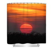 A Good End To The Day Shower Curtain