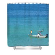 A Great Way To Spend A Day Shower Curtain