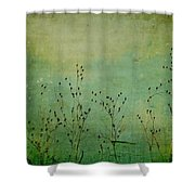 A Growing Number Shower Curtain