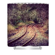 A Journey Of Dreams Shower Curtain