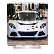 A Lotus Exige S Shower Curtain