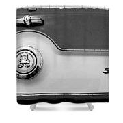 A M C 1972 Gremlin Marque Shower Curtain