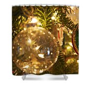 A Magical Time Of Year Shower Curtain