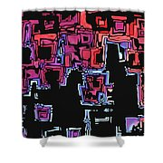 A Maze Zing - 01c07a Shower Curtain