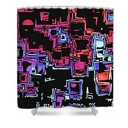 A Maze Zing - 03c07 Shower Curtain