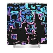 A Maze Zing - 01c01 Shower Curtain