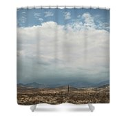 A Mix Of Emotions Shower Curtain by Laurie Search