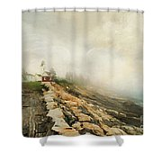 A Morning In Maine 2 Shower Curtain