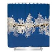A Natural Chain Shower Curtain