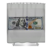 A New Franklin Shower Curtain