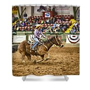 A Night At The Rodeo V31 Shower Curtain